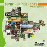 2012 Jahresbericht BUND Thüringen Cover